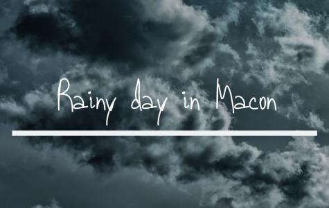 A Rainy Day In Macon