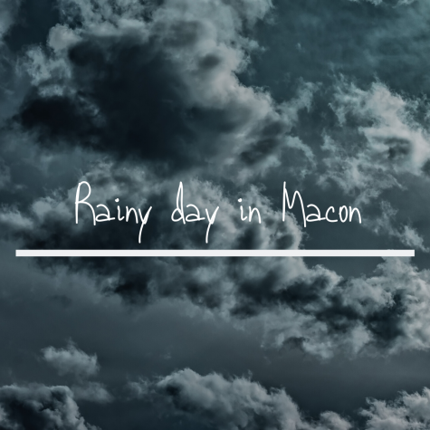 A Rainy Day In Macon