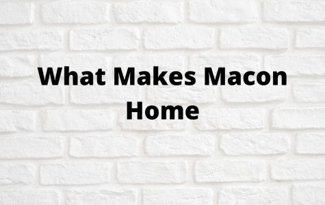 Series: What Makes Macon Home