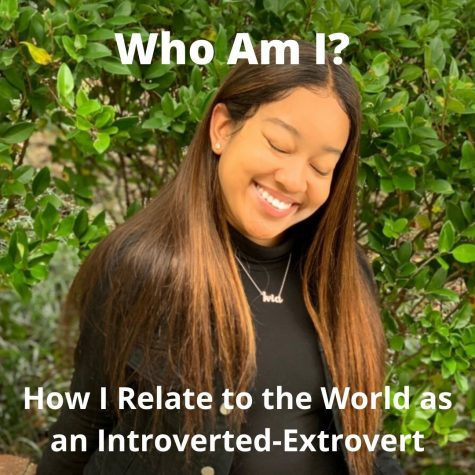 Who Am I Series: How I Relate to the World as an Introverted-Extrovert