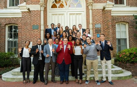 Mercer's 2019 Student Government Association.