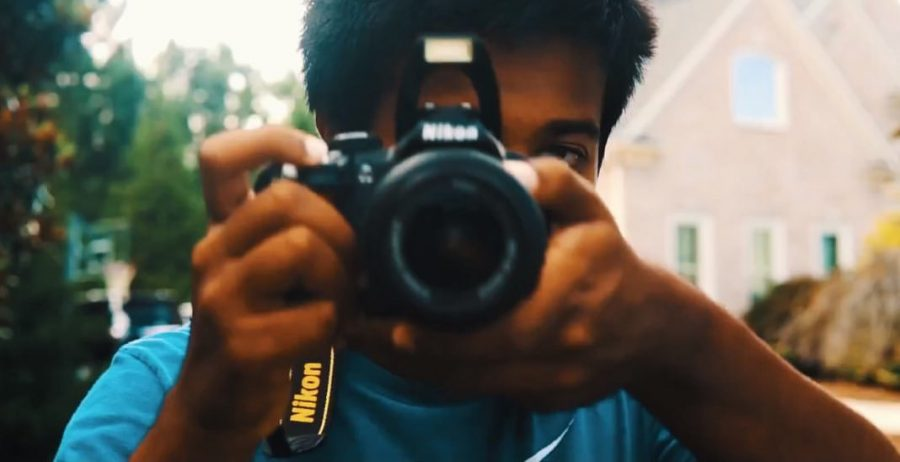 Mercer+University+freshman+Abhi+Prakash+has+been+cultivating+his+creativity+for+years+now+by+creating%2C+producing+and+editing+videos.