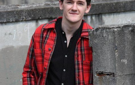 Evan Hjort is a senior violin performance major at Mercer University's Robert McDuffie Center for Strings.