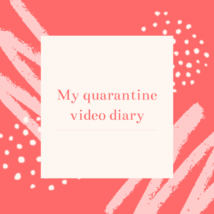 Quarantine Video Diary