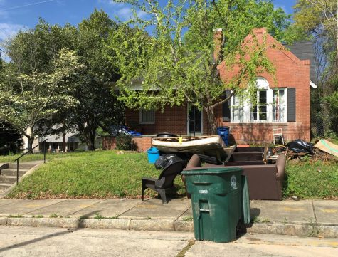 Yard waste and bulk waste will not be picked up during the foreseeable future as Macon-Bibb County solid waste crews assist ADS with  collection as garbage is piling up while residents shelter in place.