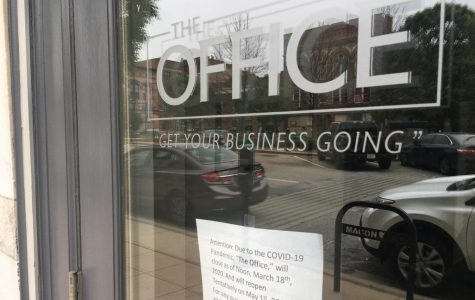 Storefronts might be closed due to COVID-19 but online help is available through Newtown Macon and the University of Georgia Small Business Development Center.