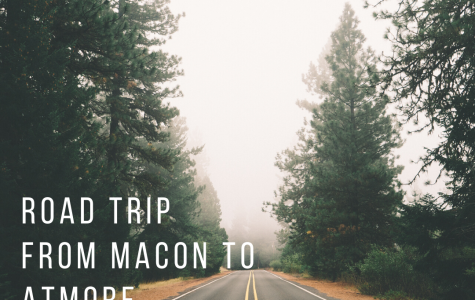 Road trip from Macon to Atmore