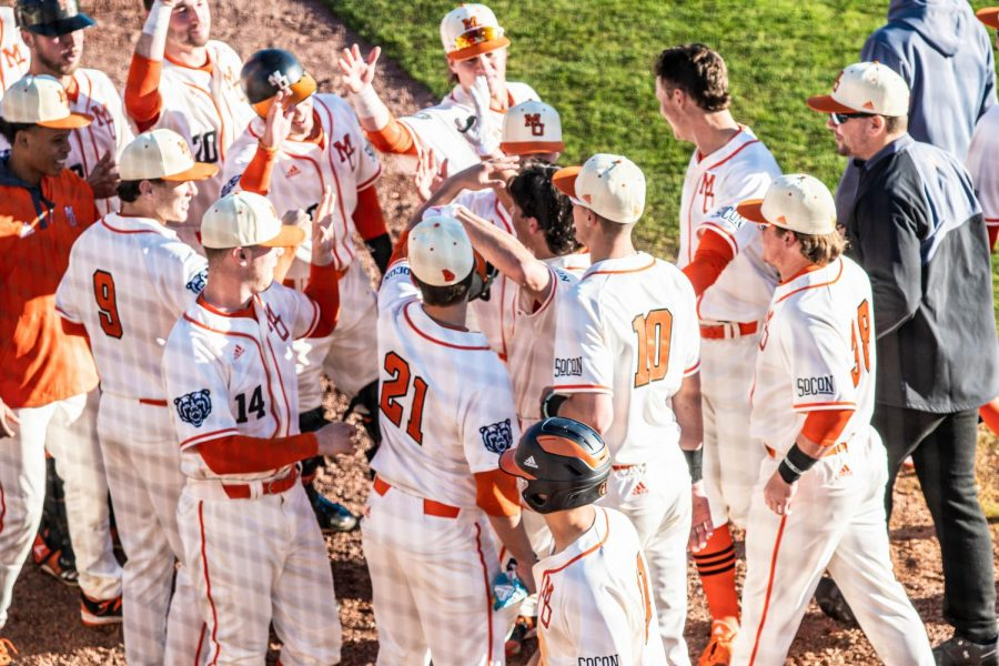 The 2019-2020 Mercer baseball team had most of their season canceled due to COVID-19.