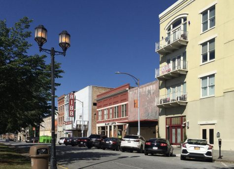 Downtown Macon census response rates are low although dozens of loft apartments have been added in the past decade.