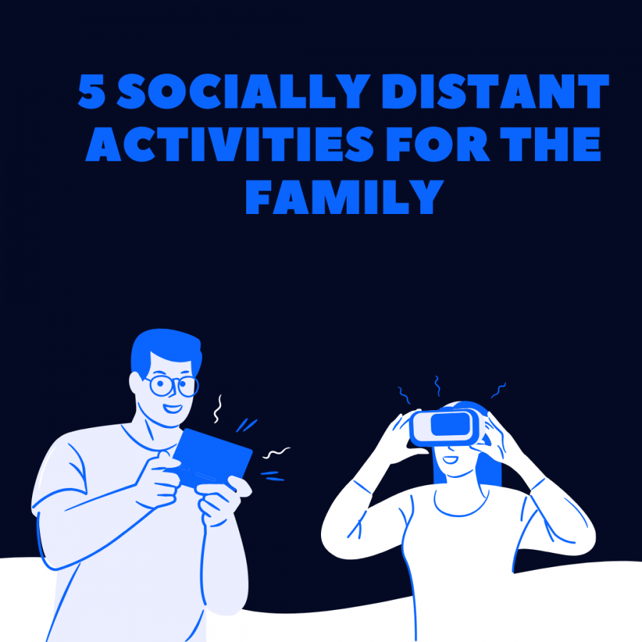 5+Socially+Distant+Activities+Your+Family+Can+Do