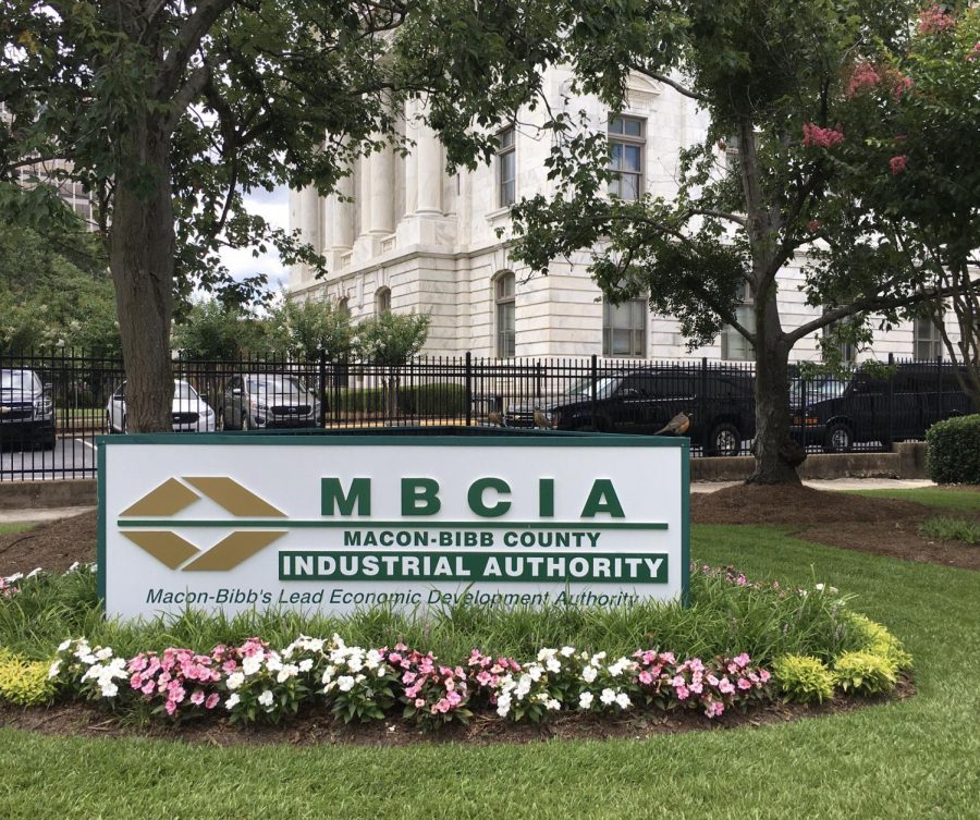 A+former+Macon-Bibb+County+Industrial+Authority+administrative+coordinator+filed+a+federal+discrimination+lawsuit+in+the+Middle+District+of+Georgia.+