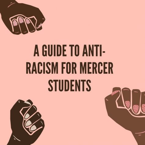 A Guide to Anti-Racism for Mercer Students