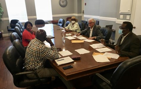 A 30-minute meeting was all it took for the Macon-Bibb Board of Elections to lay aside concerns of a budget shortfall due to added expenses for Georgia's new voting machines.