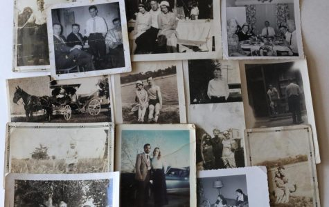 Muriel Jackson said it is important to make digital copies of your family's photos.