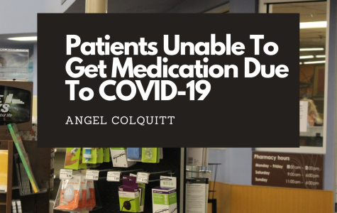 Ill Americans Suffering Due to Medicine Shortage Caused By COVID-19