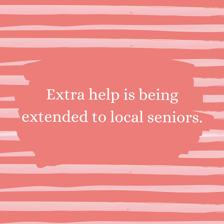 Extra help is being extended to local seniors.
