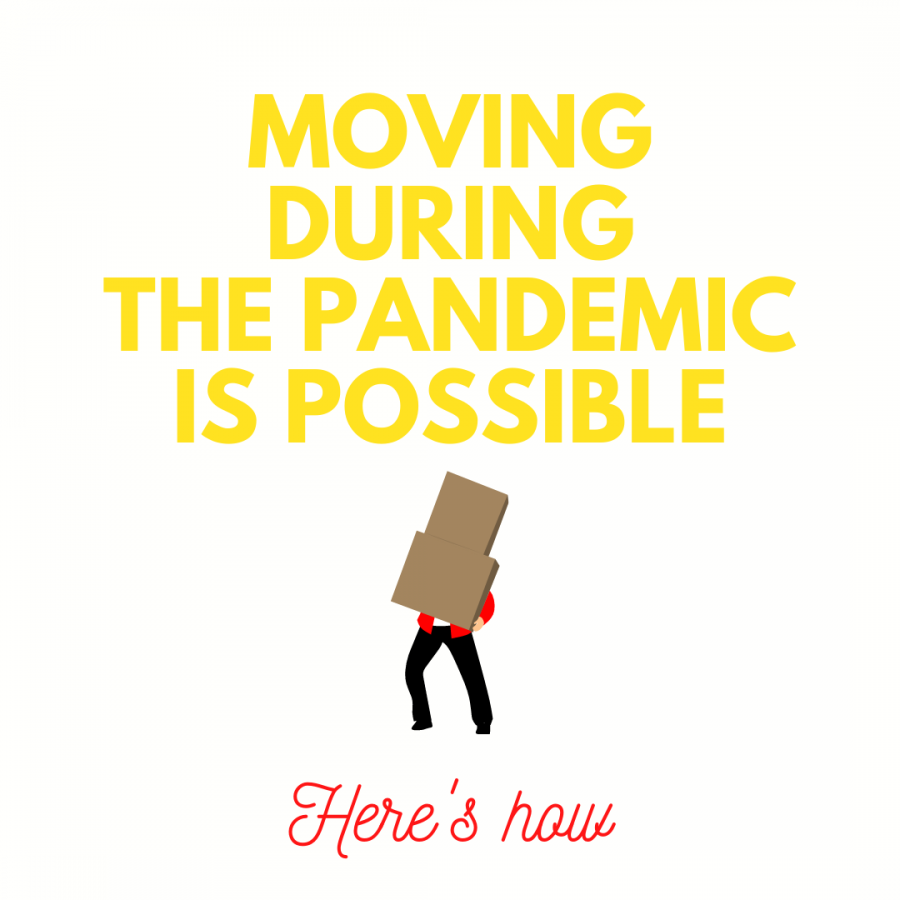 Moving during the pandemic is possible