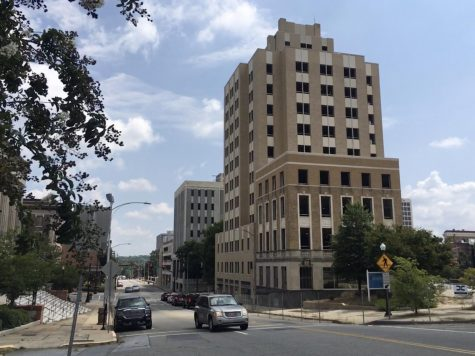 Macon-Bibb County commissioners agree to back $23 million in bonds     for a new Marriott Tribute hotel after funding could not be secured due to the effect of COVID-19 on the hospitality industry.