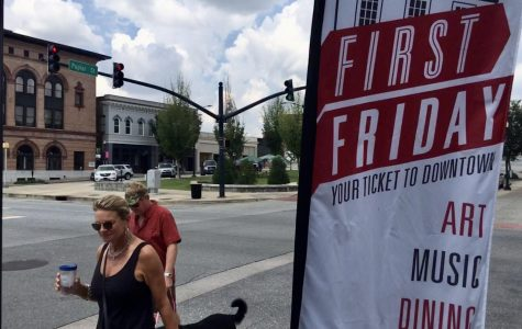 Macon-Bibb County commissioners will consider allowing alcohol consumption on the streets of downtown every night, not just Fridays.