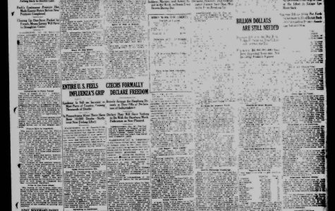How did the world move on after the 1918 Spanish Flu pandemic?