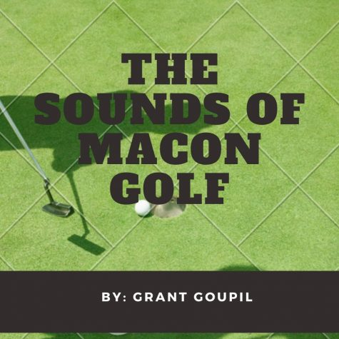 The sounds of golfing in Macon