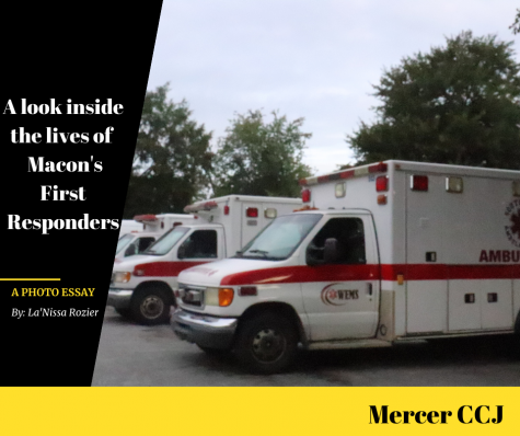 Photo story: First responders during COVID-19