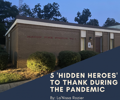 Five hidden heroes to thank and appreciate during the pandemic