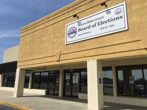 The Macon-Bibb County Board of Elections added two additional early voting sites for this year
