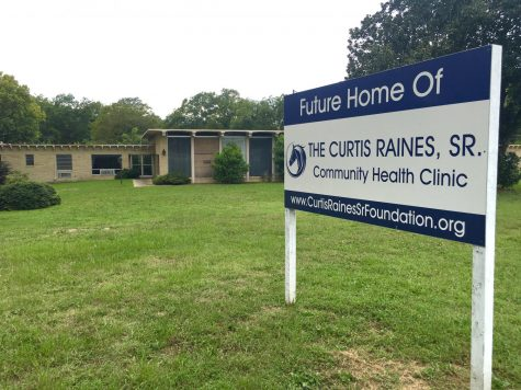 The Curtis Raines Sr. Foundation wants to build a Wellness Cube featuring several medical tenants and a day care facility on Napier Avenue near Log Cabin Drive.