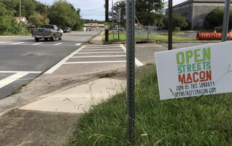 Maynard Street will be closed to vehicles Sunday for Macon-Bibb's first of three Open Streets events scaled back due to COVID-19.