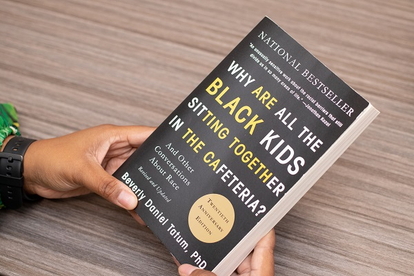 Dr. Beverly Daniel Tatum's book has been called a classic look at the psychology of racism.