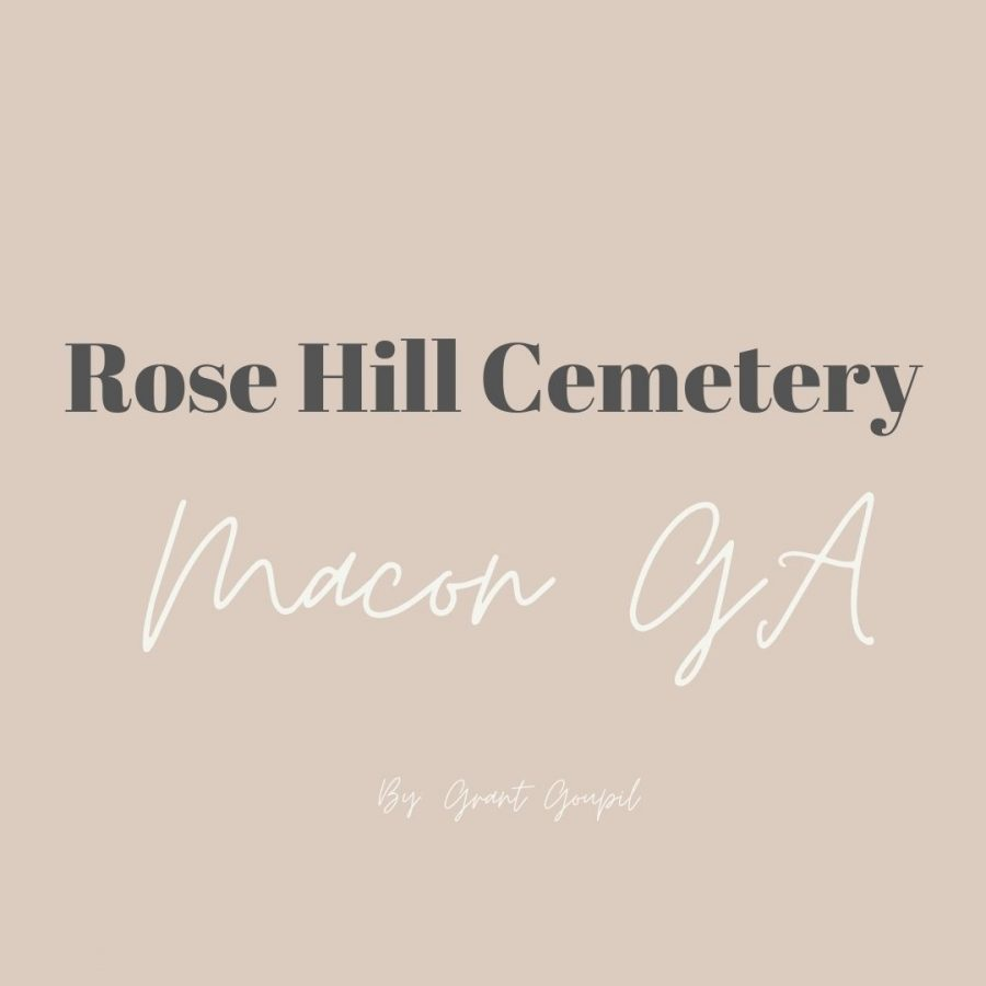 The sounds of Rose Hill Cemetery