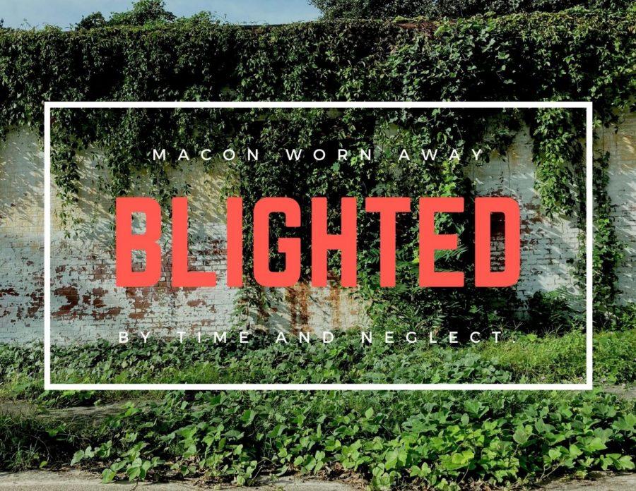 Photo Essay: Blight in Macon