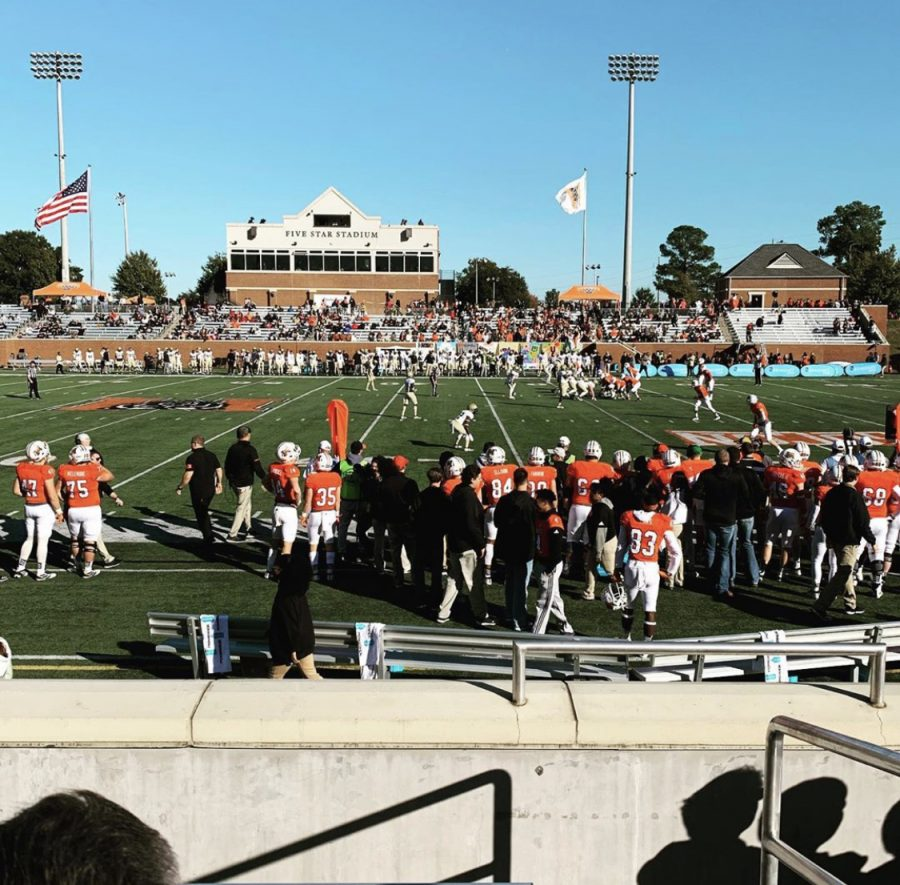 COVID-19+Is+No+Opponent+Against+Mercer+Football