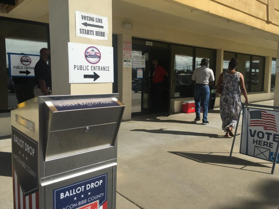 The Macon-Bibb County Board of Elections needs three 26-foot trucks with lifts to move voting equipment to 31 precincts.