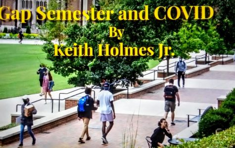 Gap Semester and COVID