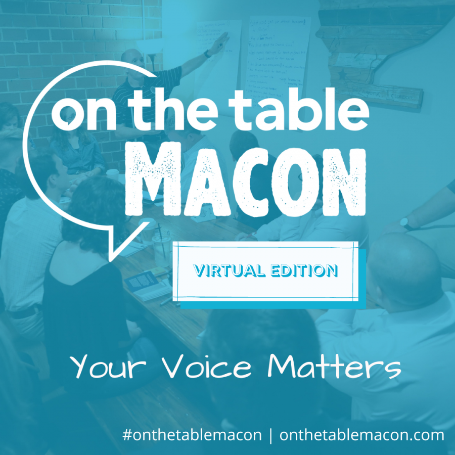 On The Table conversations begin virtually on Nov 16  and run thru Nov 20.