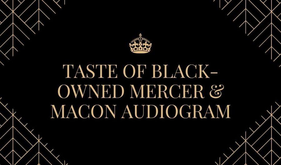 Taste of Black-Owned Mercer and Macon