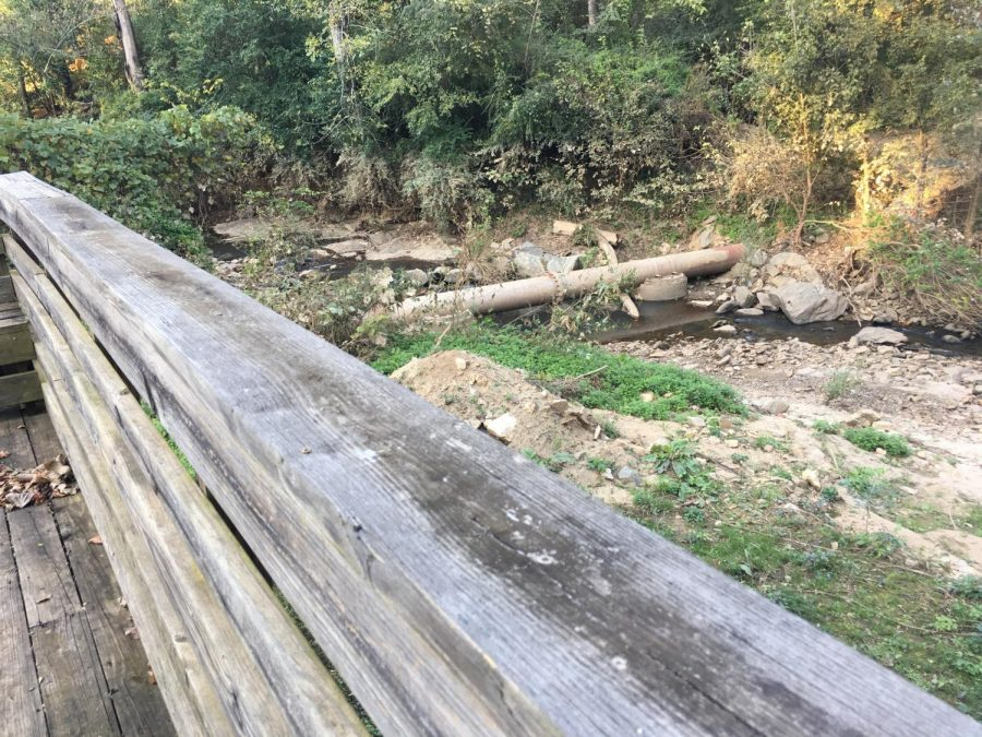 Work will begin later this month to install a new pedestrian bridge over Vineville Branch at Riverside Cemetery as one of the final links in connecting 11 miles of the Ocmulgee Heritage Trail.