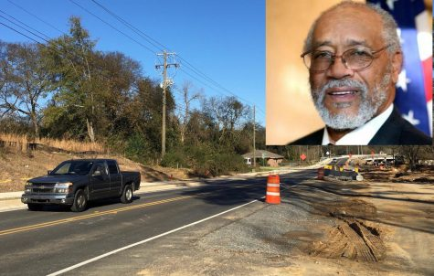 The Sen. David E. Lucas Sr. Way will stretch about two miles from Emery Highway to U.S. 80.