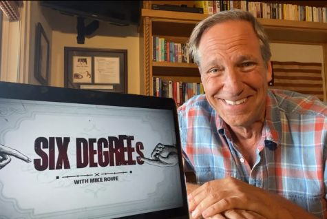 "TV host Mike Rowe spent nearly a month in Macon last year filming his new show ""Six Degrees with Mike Rowe"" that will debut Jan. 4 on the new streaming service discovery+."