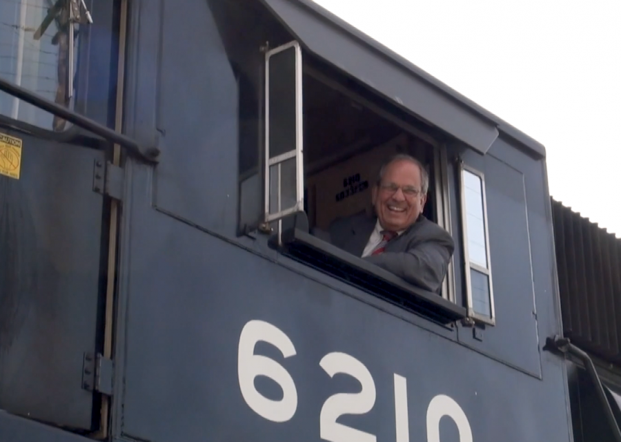 For much of his three decades in office, Robert Reichert has advocated for passenger rail service from Macon to Atlanta.