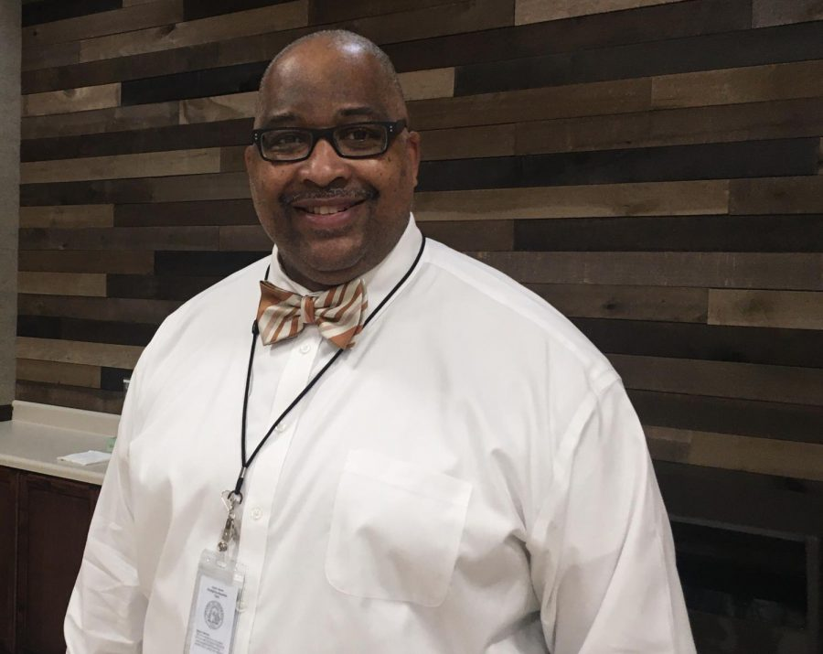 Dr. Jimmie Smith began his new job as the administrator of the Macon-Bibb County Health Department on Jan. 4.