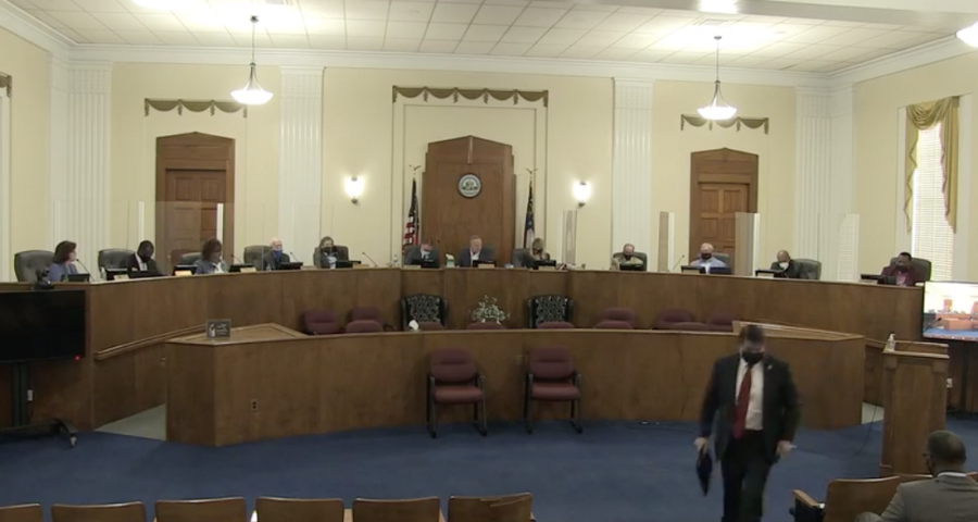 Macon-Bibb+commissioners+approve+mayor%27s+appointments