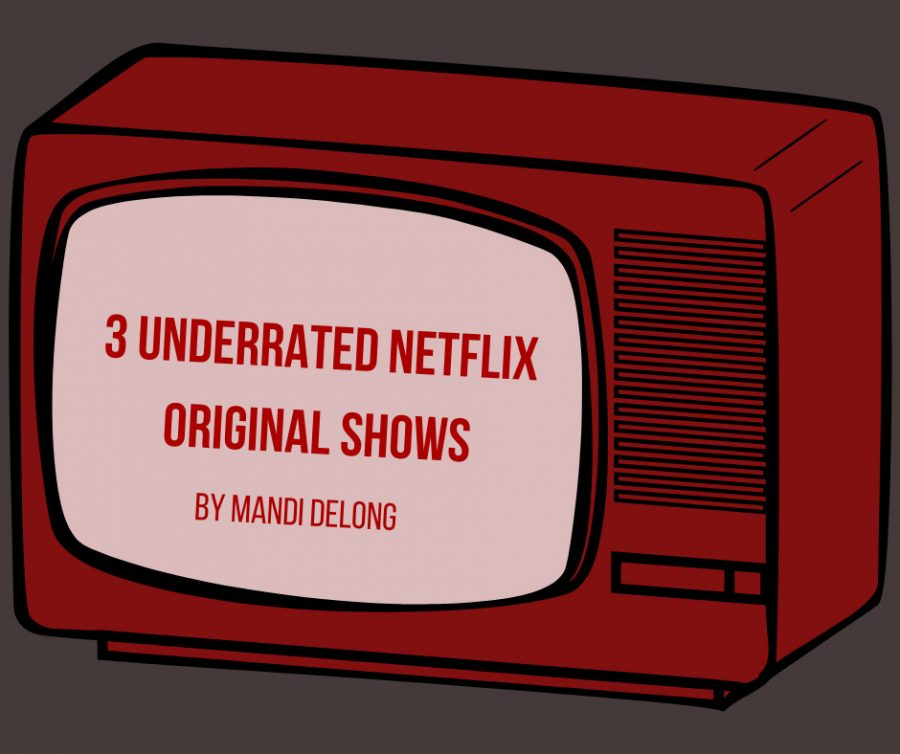 3 Underrated Netflix Original Shows