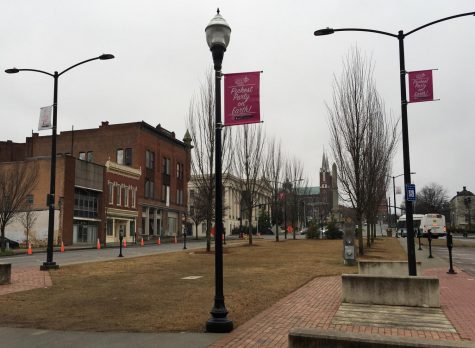 Poplar Street will host an outdoor black-tie Fiesta Ball March 19 as the Cherry Blossom Festival moves all its activities outdoors due to the COVID-19 pandemic.
