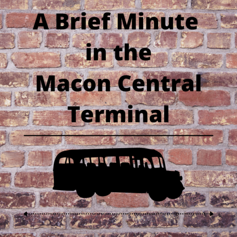 A brief minute in Macon Central Terminal
