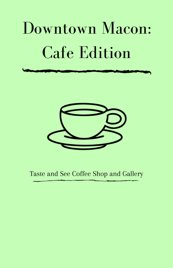 Photo Essay: Taste and See Coffee Shop and Gallery