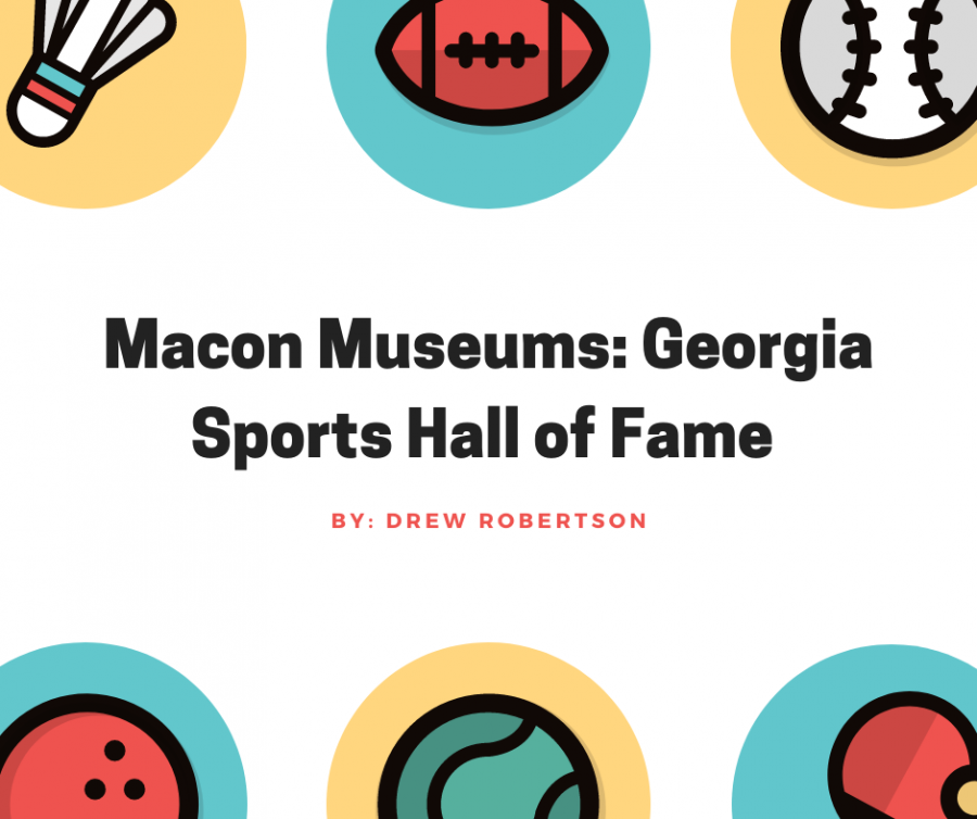 Photo Story: Georgia Sports Hall of Fame