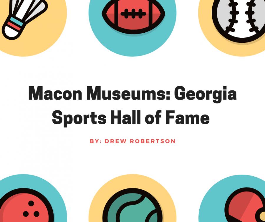 Photo Story: Georgia Sports Hall of Fame